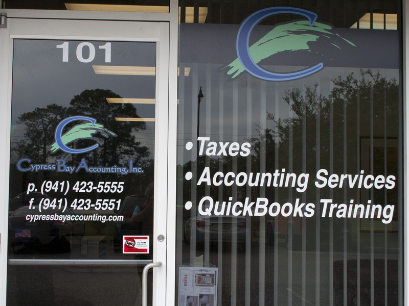 Free Consultation for Accounting Services or Taxes from Cypress Bay Accounting in North Port, FL